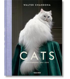Walter Chandoha. Cats....