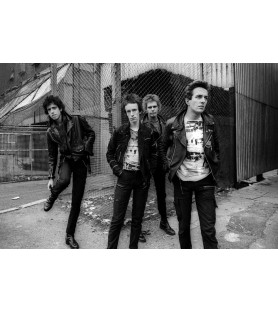 Adrian Boot - The Clash in...