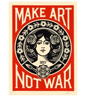 Shepard Fairey - MAKE ART...