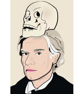 Daria Derakhshan - Andy Warhol