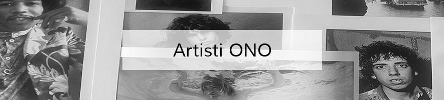 ONOarte shop - Artisti ONO